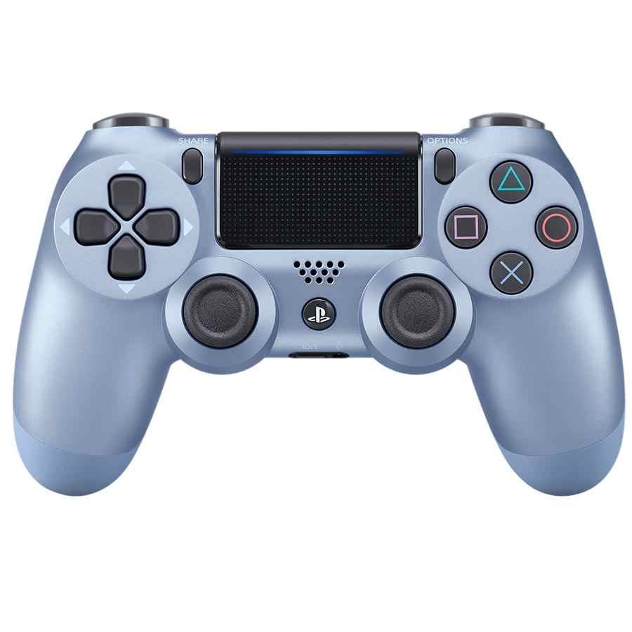 Dualshock 4 Wireless Controller PS4 Titanium Blue Gamepad