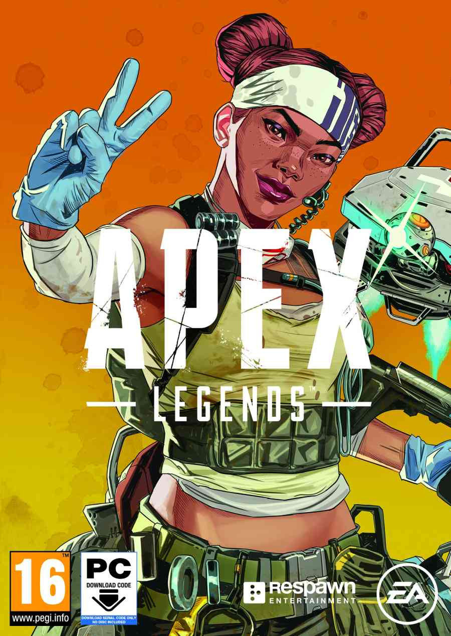 PCG Apex Legends - Lifeline Edition