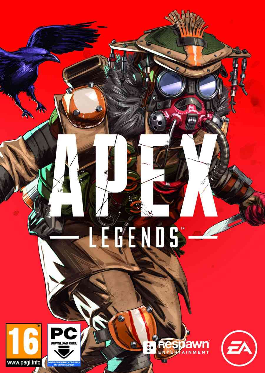 PCG Apex Legends - Bloodhound Edition