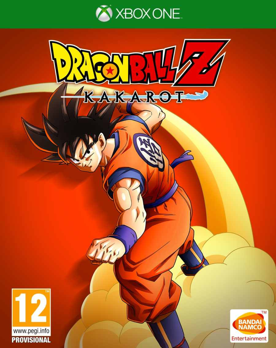XBOX ONE Dragon Ball Z - Kakarot