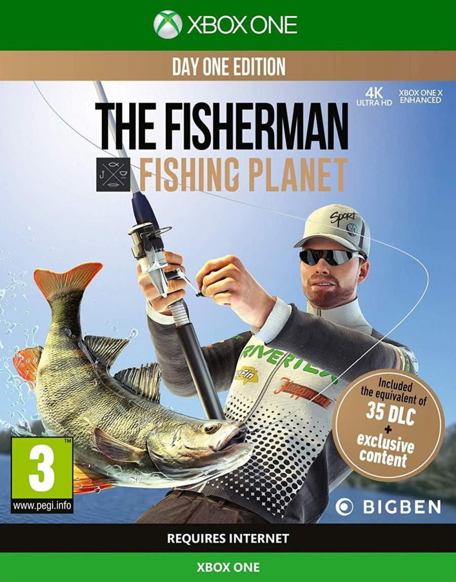 XBOX ONE The Fisherman - Fishing Planet - Day One Edition