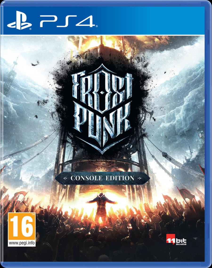 PS4 Frostpunk - Console Edition
