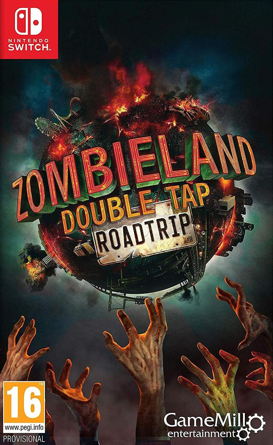 SWITCH Zombieland - Double Tap - Road Trip