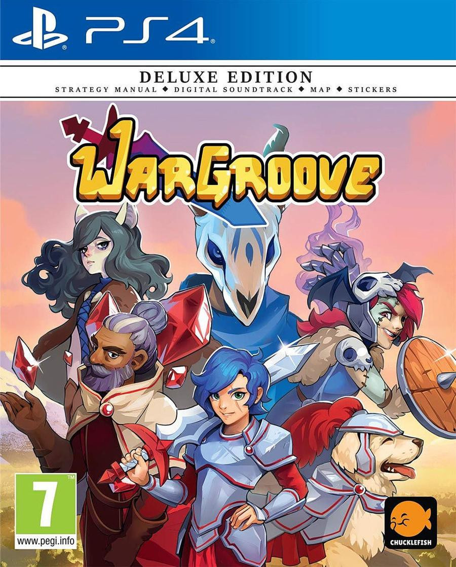 PS4 Wargroove - Deluxe Edition