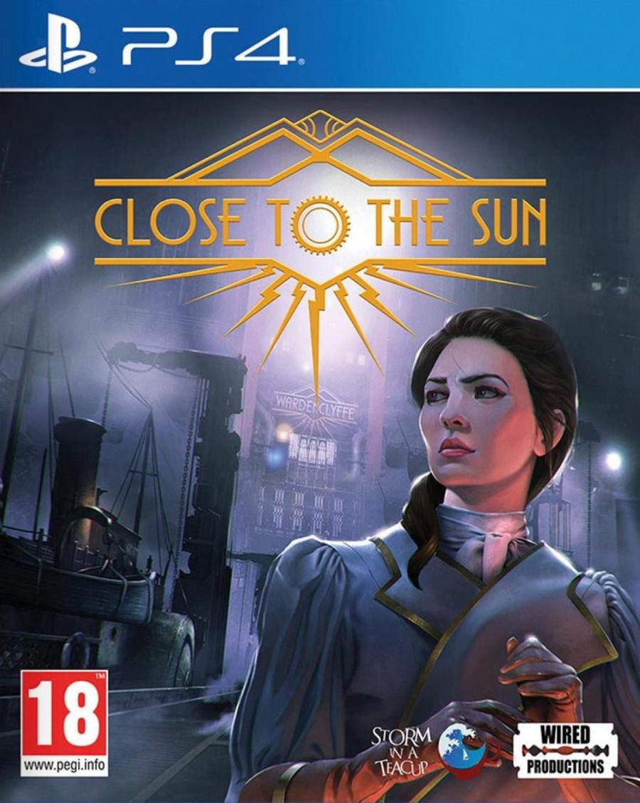 PS4 Close to the Sun