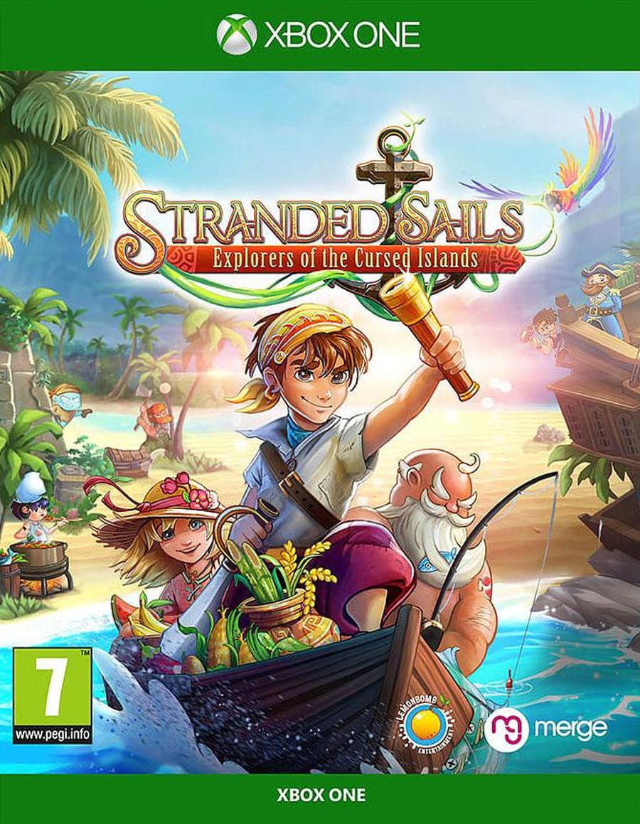 XBOX ONE Stranded Sails - Explorers of the Cursed Islands