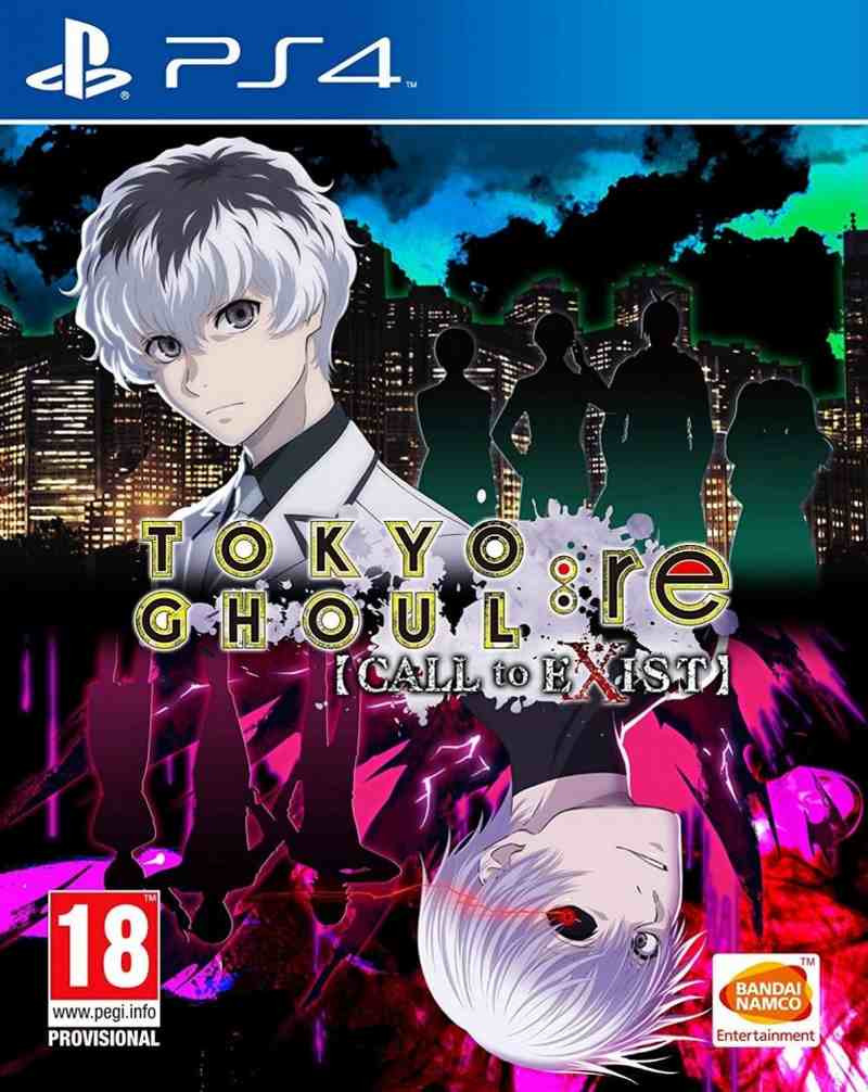 PS4 Tokyo Ghoul re Call to EXIST