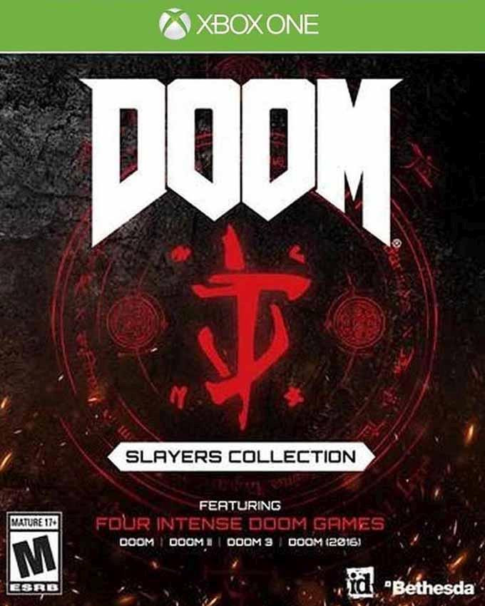XBOX ONE Doom Slayers Collection