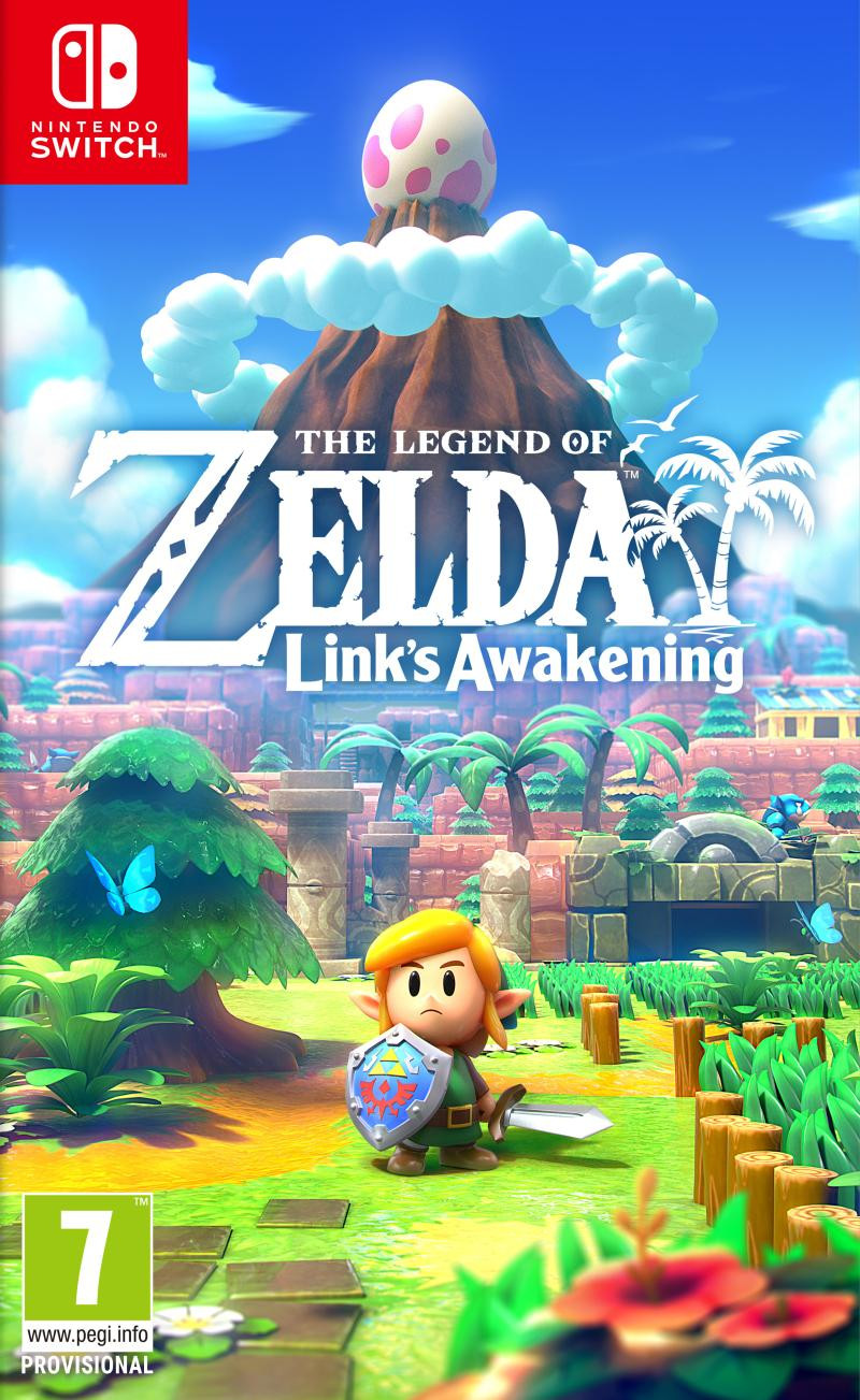 SWITCH The Legend of Zelda - Links Awakening - igrica za Nintendo Switch