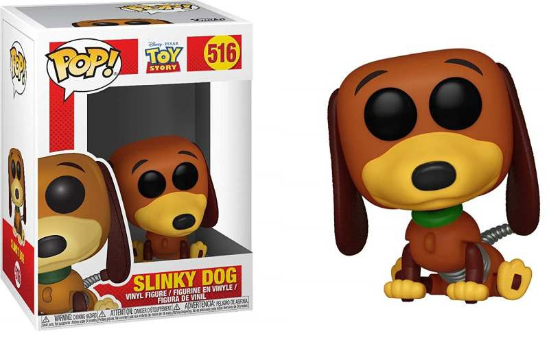 Figura POP! Toy Story - Slinky Dog
