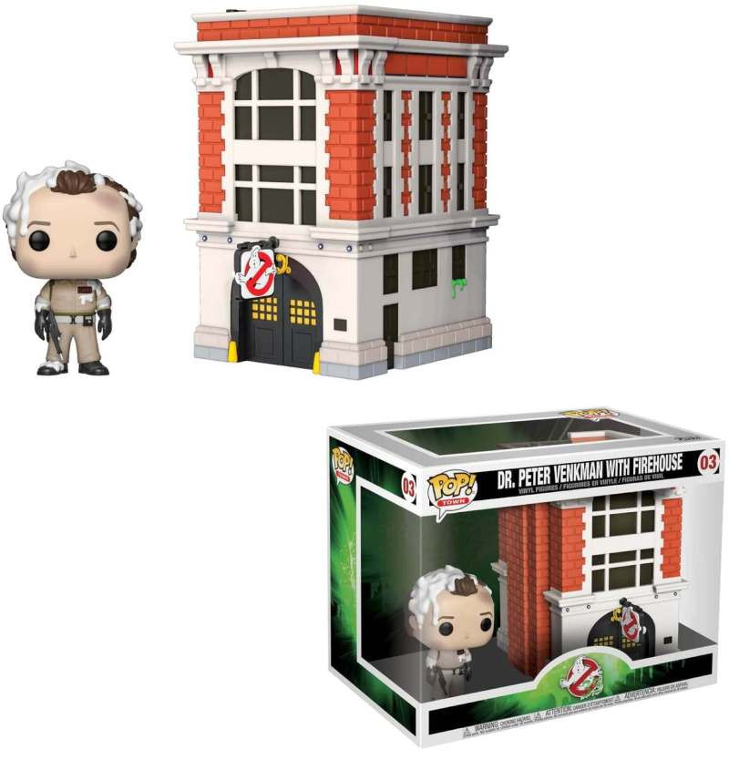Figura POP! Ghostbusters - Peter with House