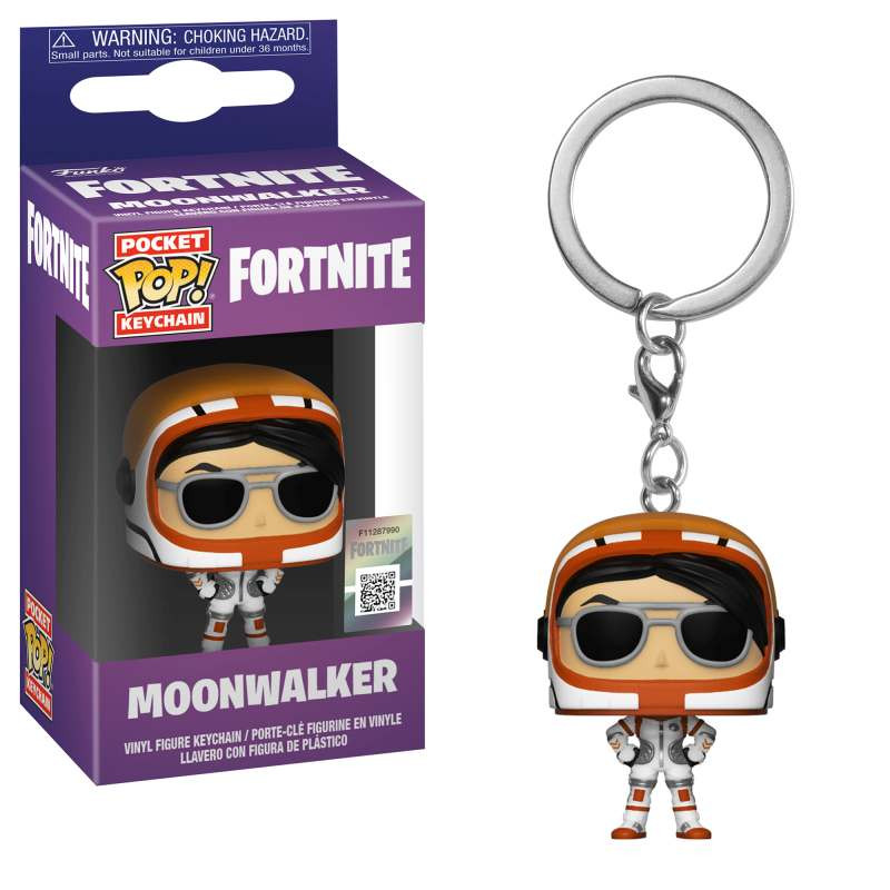 Privezak Fortnite POP! Moonwalker