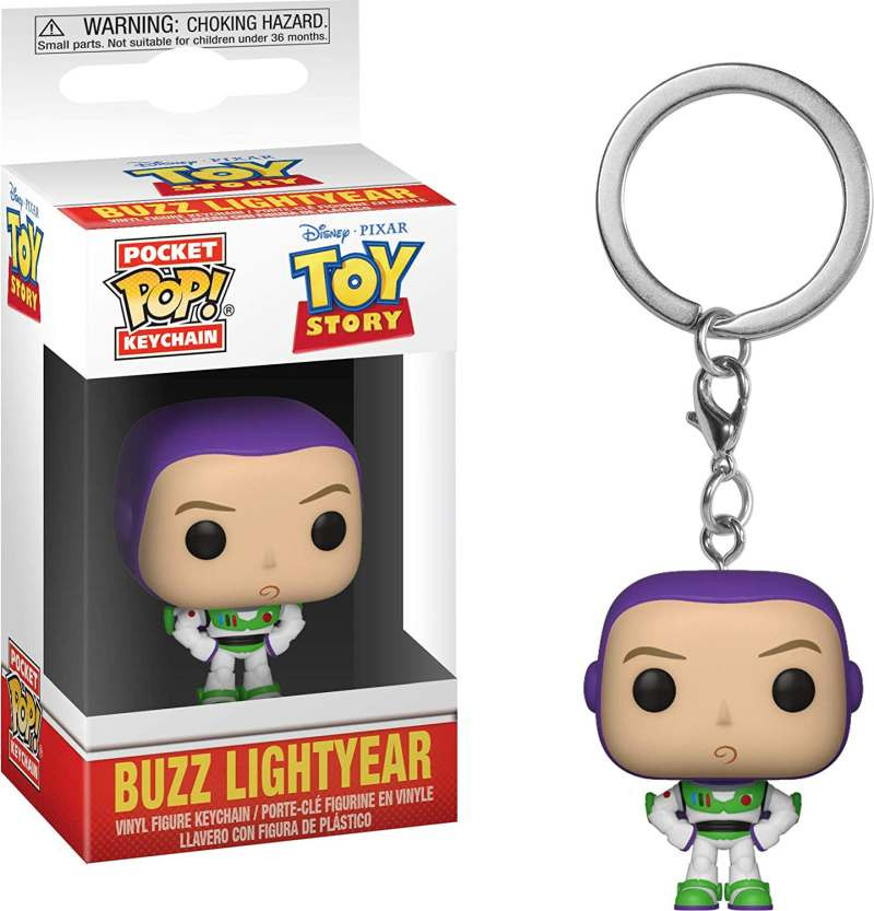 Privezak POP! Toy Story 4 - Buzz