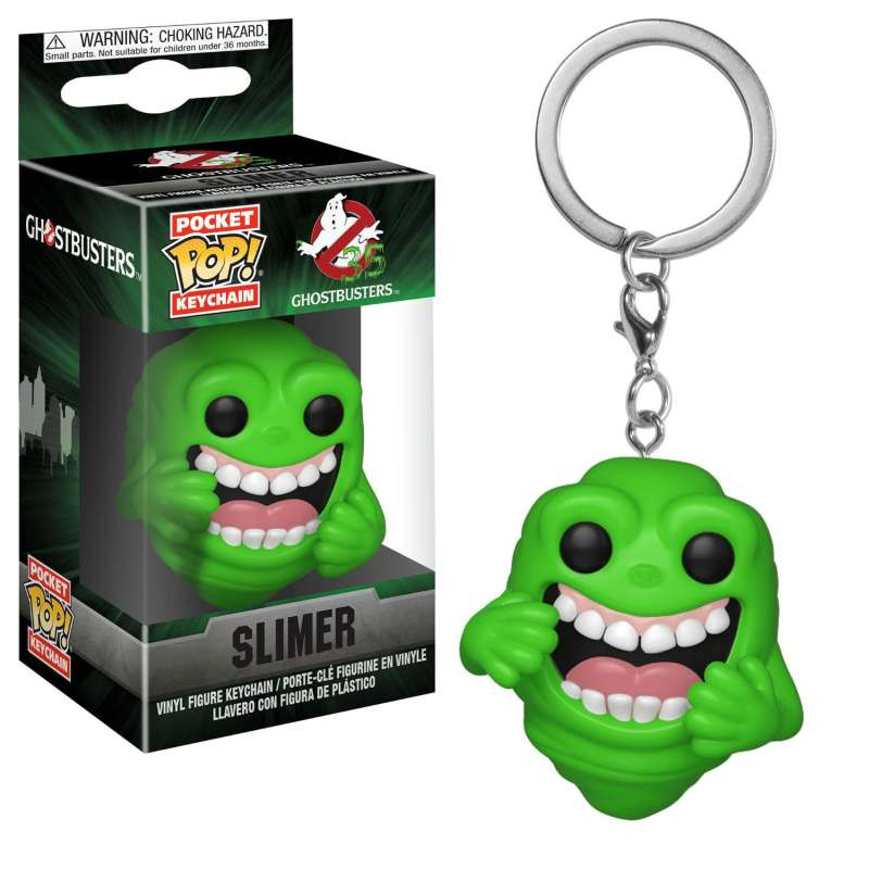 Privezak POP! Ghostbusters - Slimer