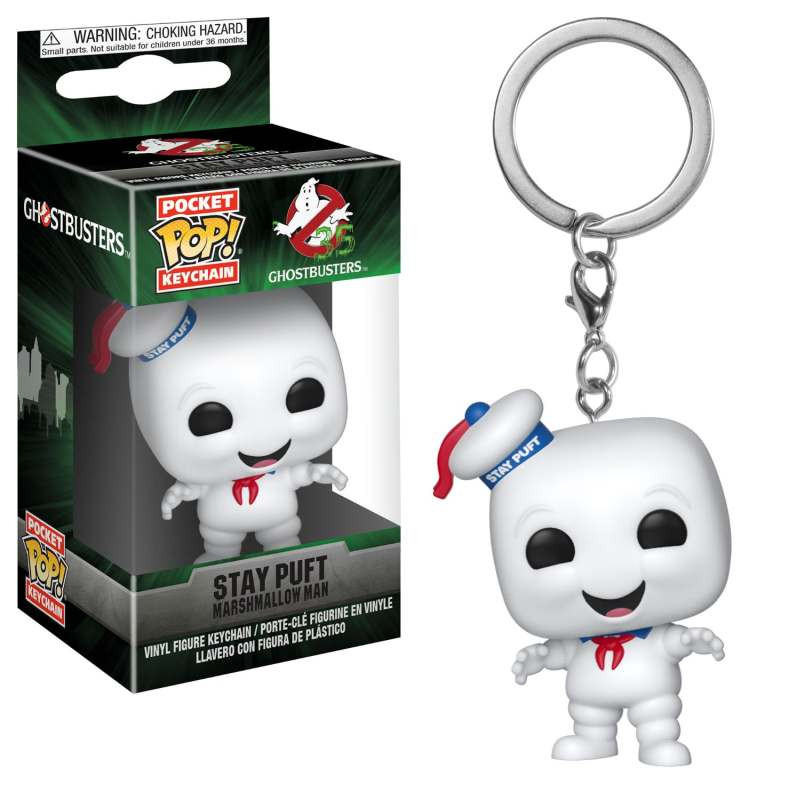 Privezak POP! Ghostbusters - Stay Puft