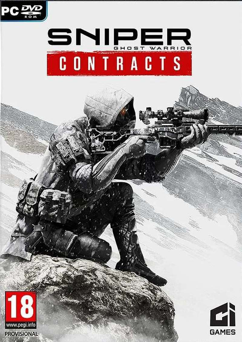 PCG Sniper Ghost Warrior Contracts
