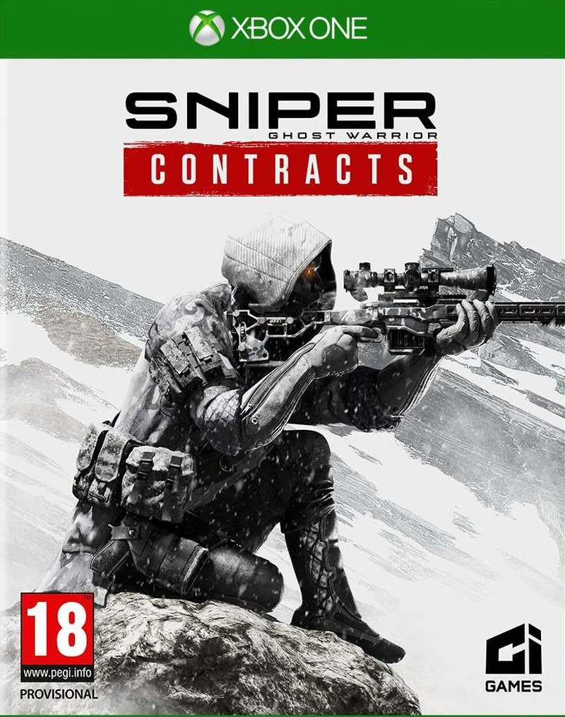 XBOX ONE Sniper Ghost Warrior Contracts