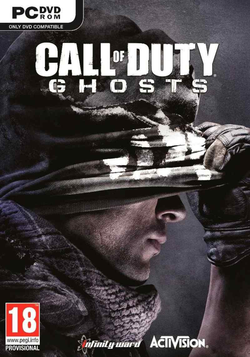 PCG Call of Duty - Ghosts