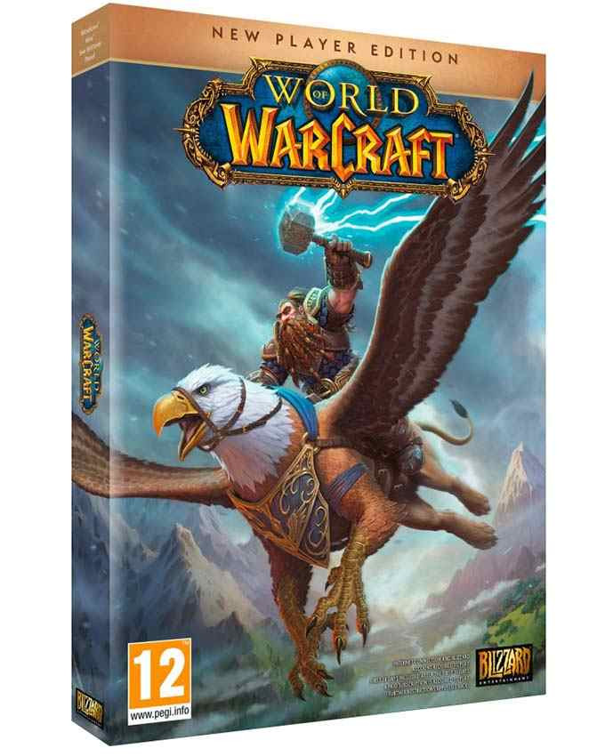 PCG World of Warcraft New Player Edition