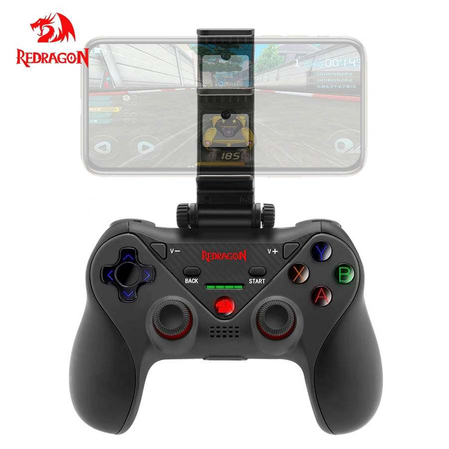 Gamepad Redragon Ceres G812 Wireless PCG / PS4 / NSW / Android