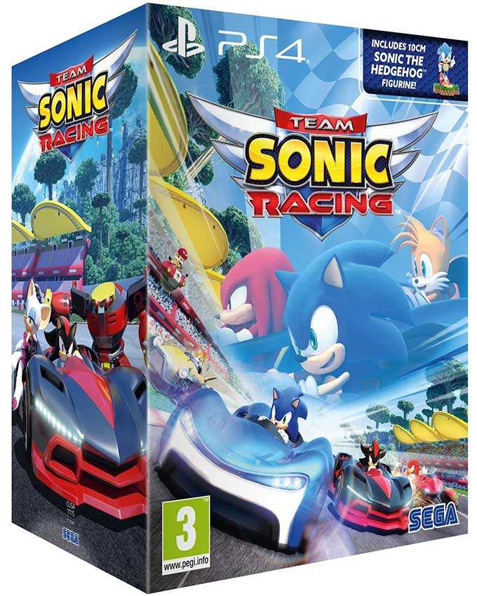 PS4 Team Sonic Racing Special Edition