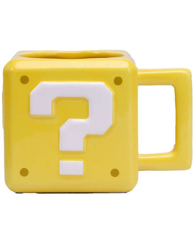 Šolja Nintendo Super Mario Question Block Mug