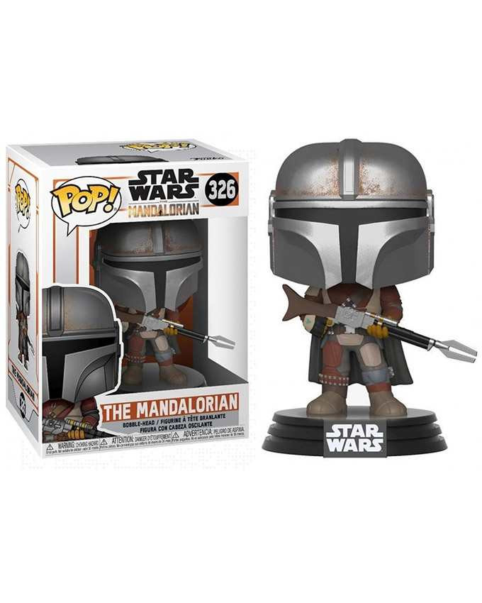 Figura POP! Star Wars Mandalorian - The Mandalorian