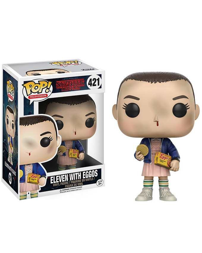 Figura POP! Stranger Things - Eleven with Eggos