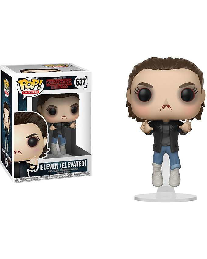 Figura POP! Stranger Things - Eleven Elevated