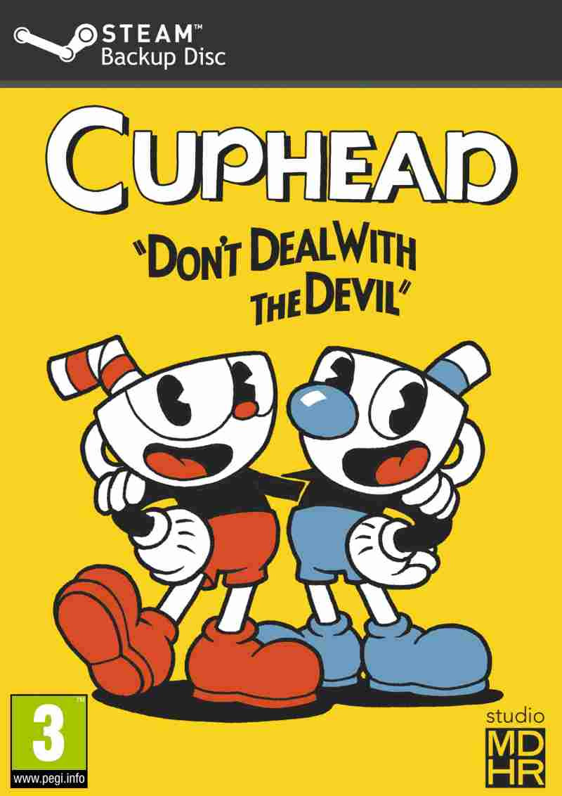 PCG Cuphead (digitalna igra CD-key)