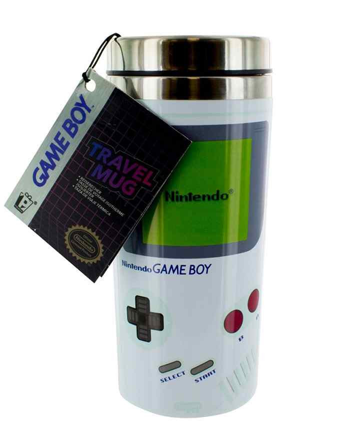 Termos Nintendo Game Boy Travel Mug