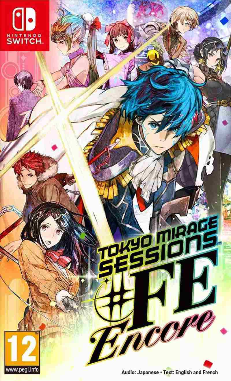 SWITCH Tokyo Mirage Session #FE Encore
