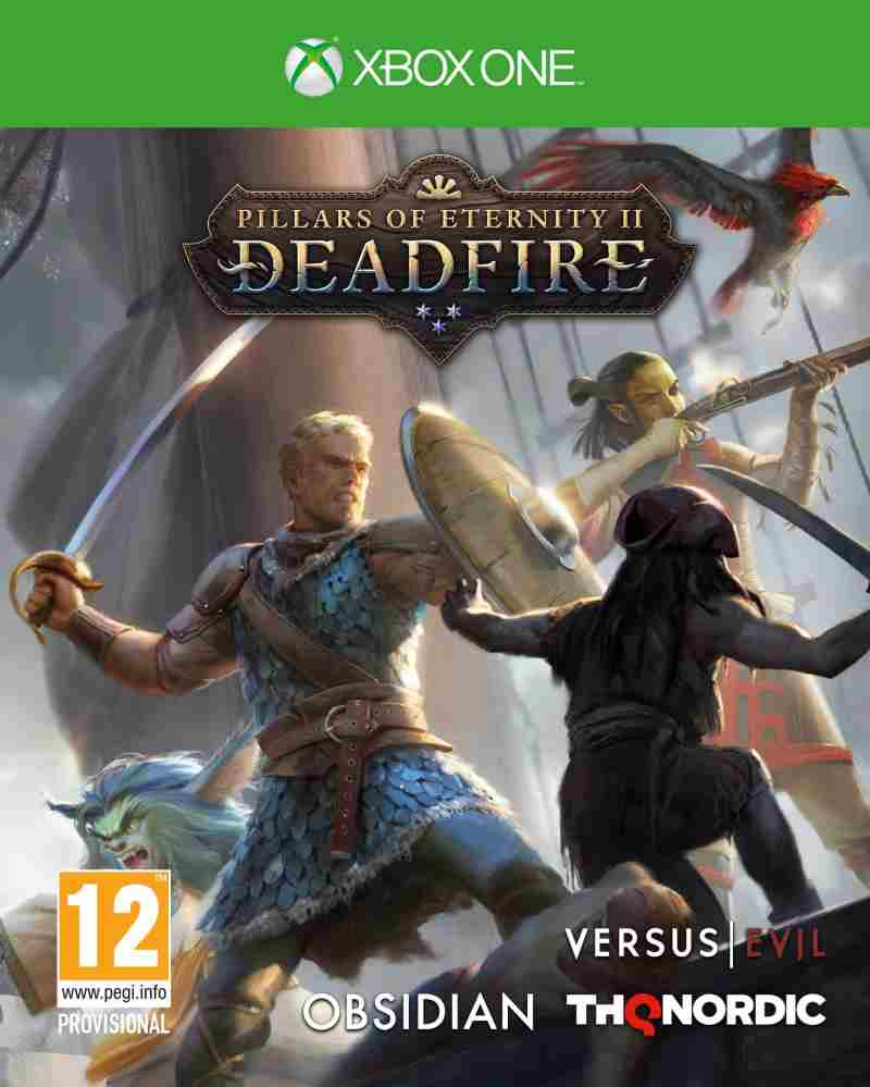 XBOX ONE Pillars of Eternity 2 - Deadfire