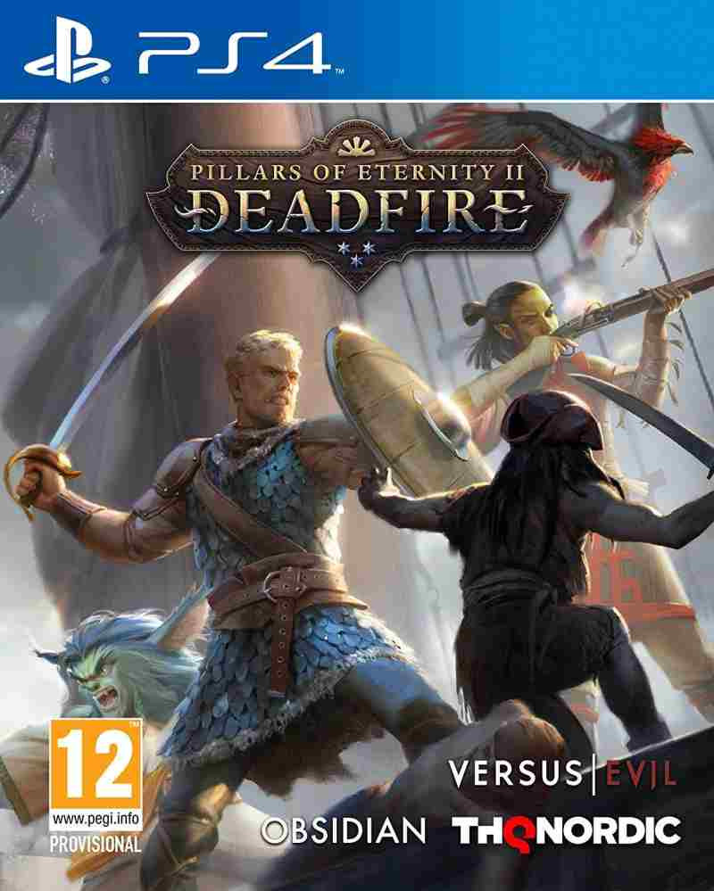 PS4 Pillars of Eternity 2 - Deadfire