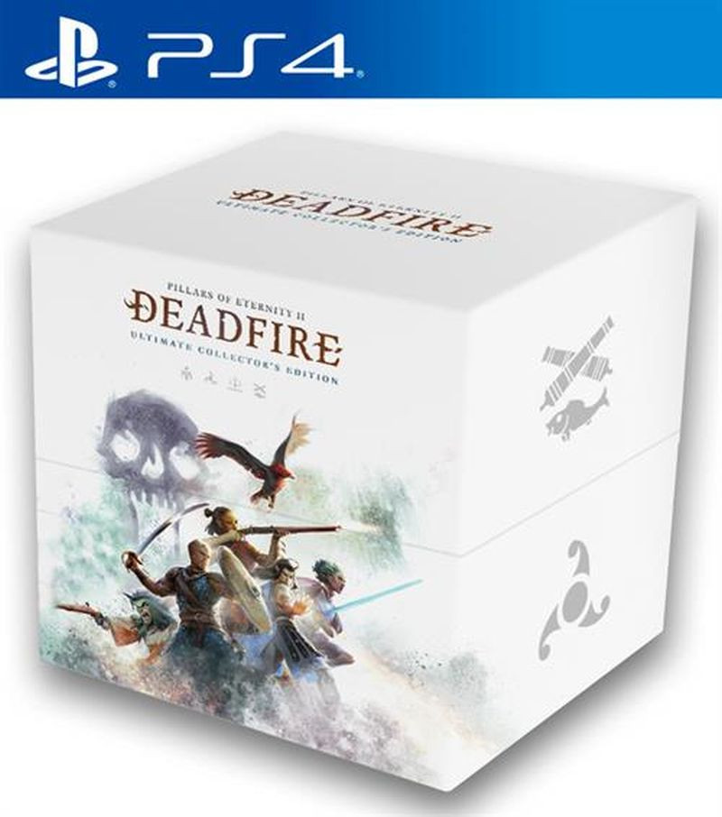 PS4 Pillars of Eternity 2 - Deadfire - Collectors Edition