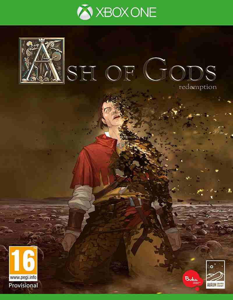 XBOX ONE Ash of Gods - Redemption