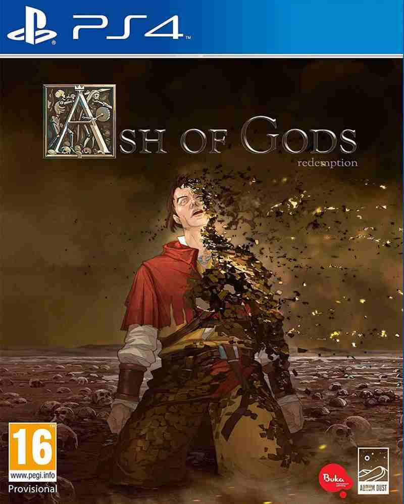 PS4 Ash of Gods - Redemption