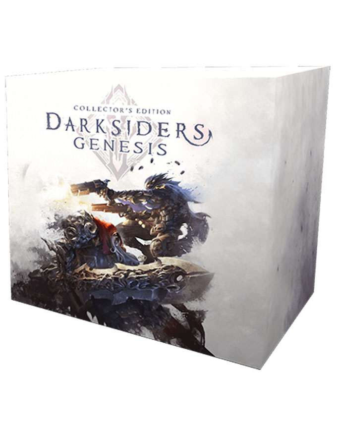 PS4 Darksiders Genesis - Collectors Edition
