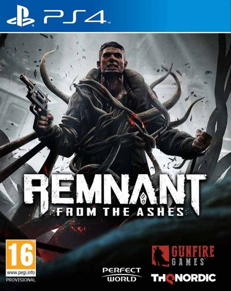 PS4 Remnant - From The Ashes