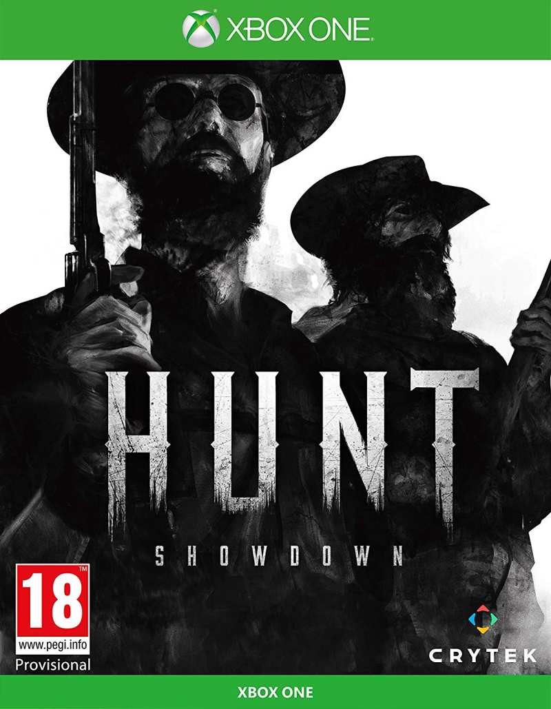 XBOX ONE Hunt - Showdown