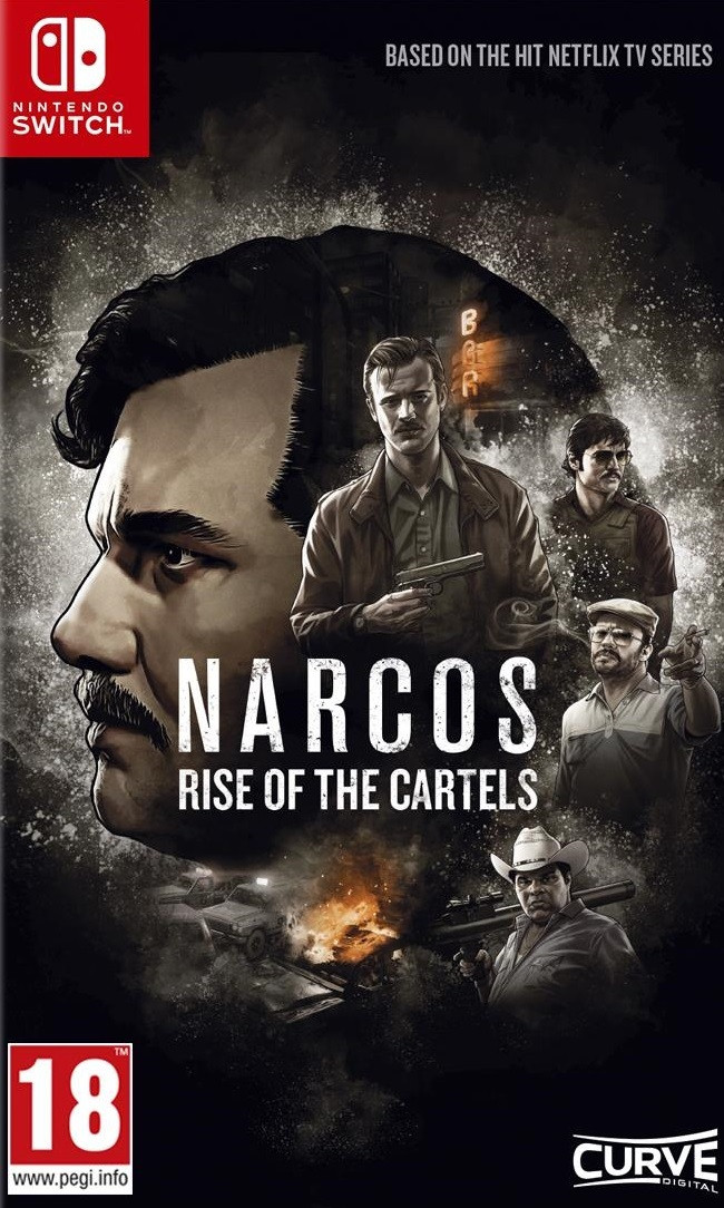 SWITCH Narcos - Rise of the Cartels