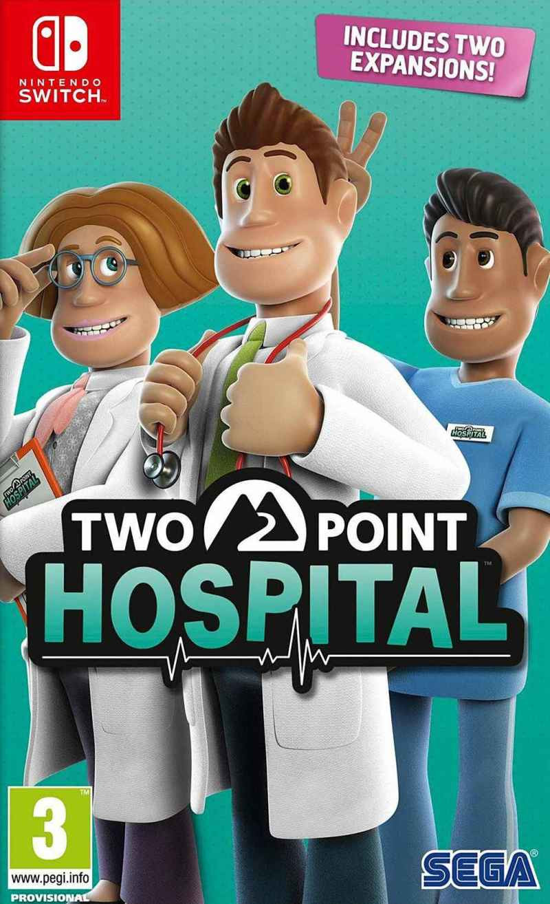 SWITCH Two Point Hospital