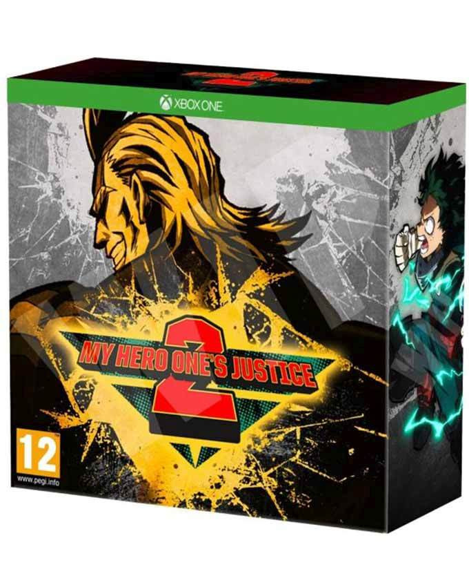 XBOX ONE My Hero Ones Justice 2 - Collectors Edition
