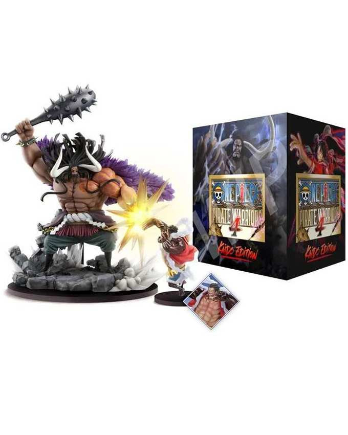 SWITCH One Piece Pirate Warriors 4 - Collectors Edition