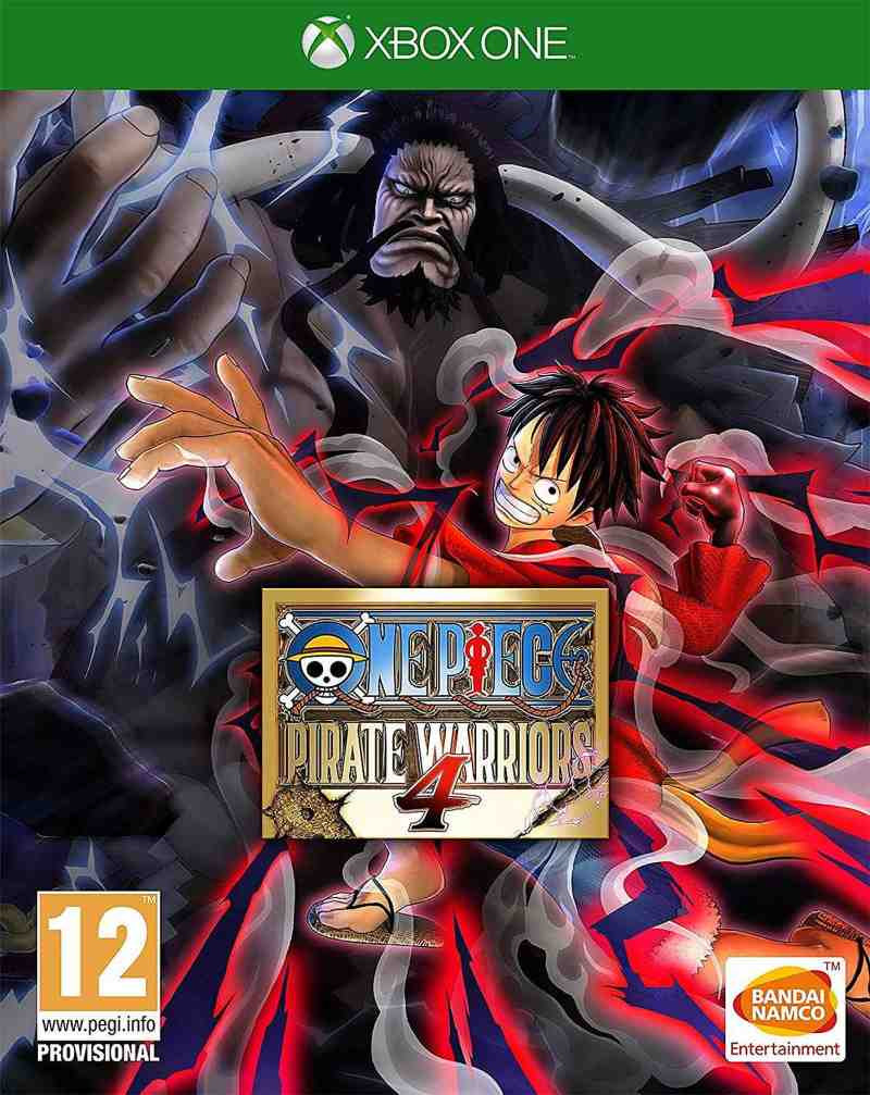 XBOX ONE One Piece Pirate Warriors 4