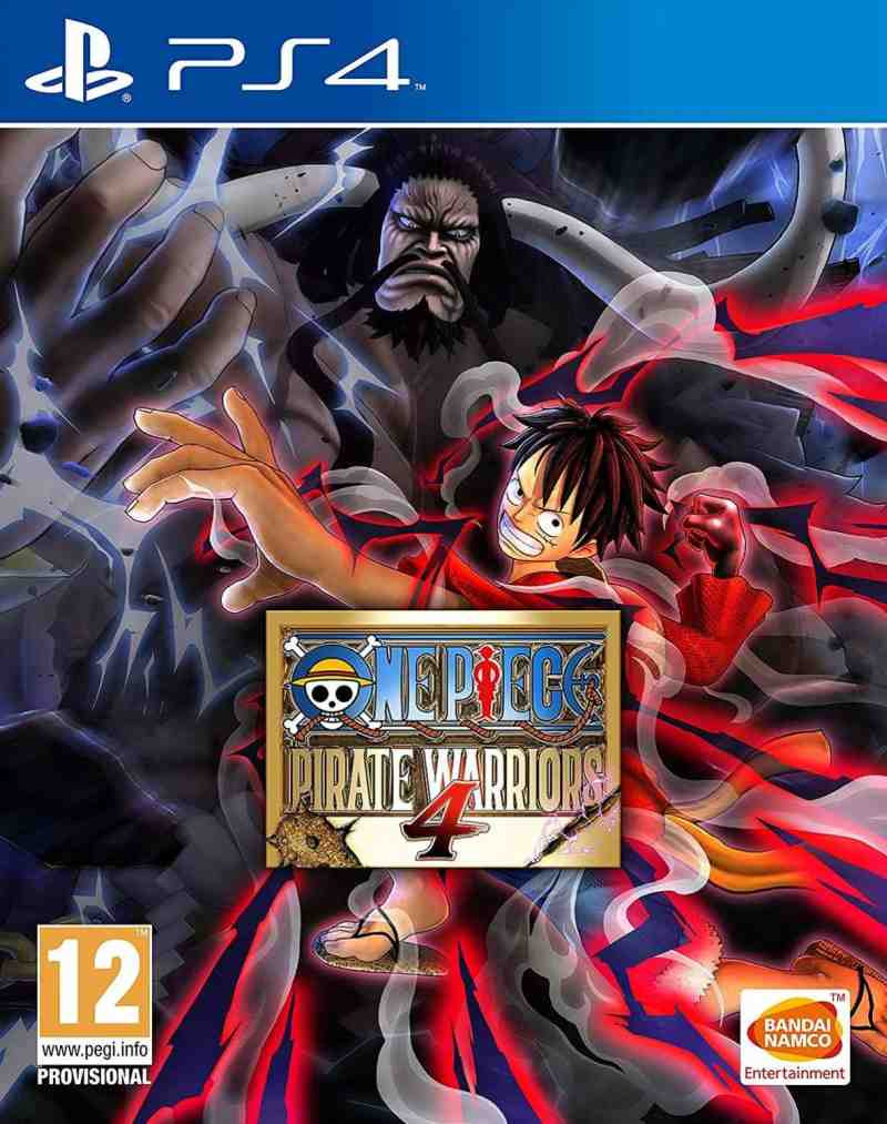 PS4 One Piece Pirate Warriors 4