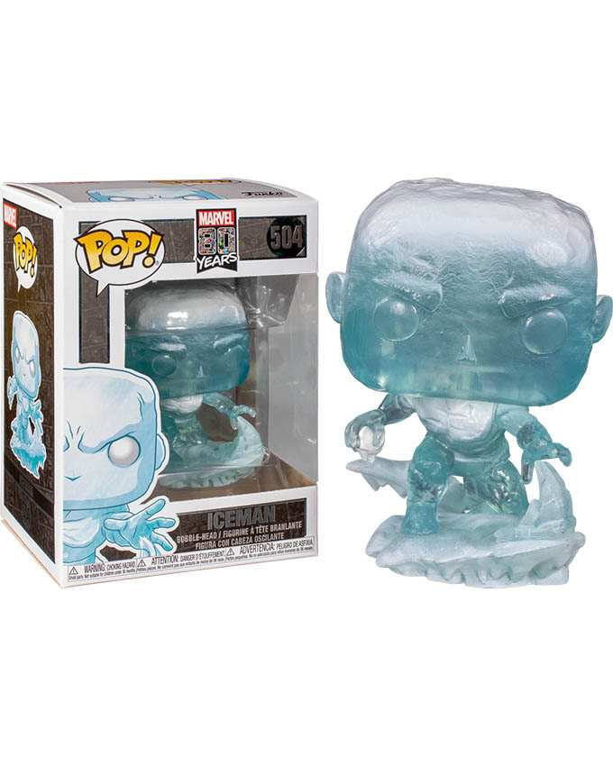 Figura POP! Marvel 80th First Appearance - Iceman