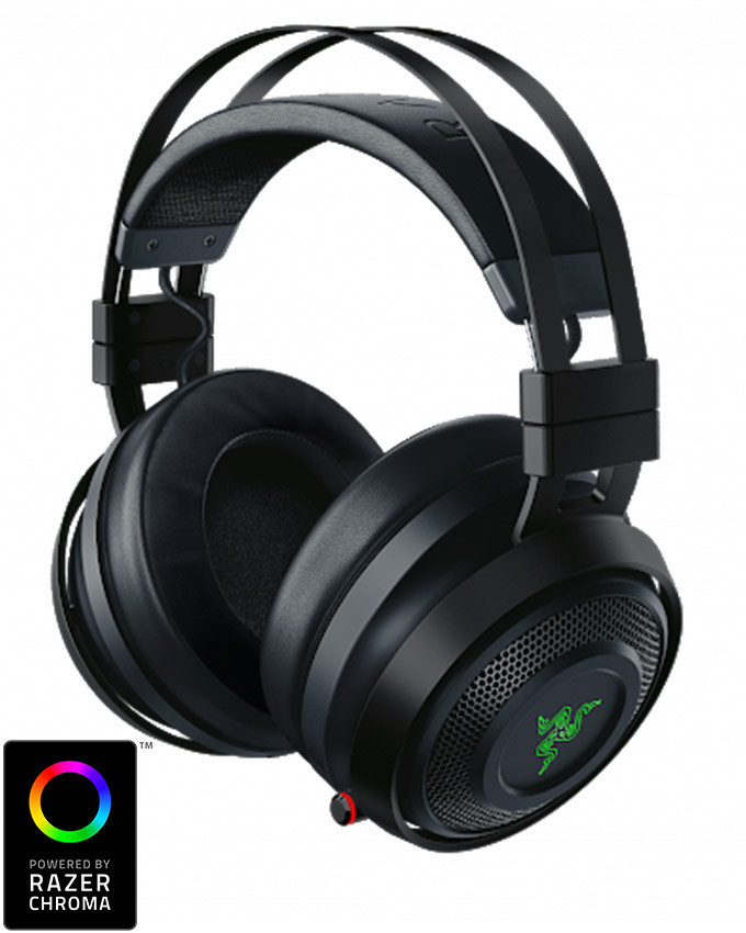Gejmerske slušalice Razer Nari Ultimate Wireless RGB