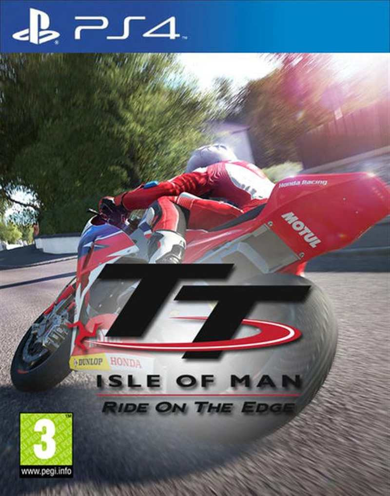 PS4 TT Isle of Man - Ride on the Edge 2