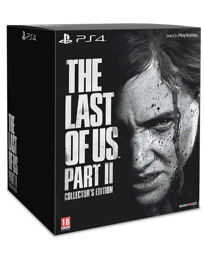 PS4 The Last Of Us 2 - Collectors Edition